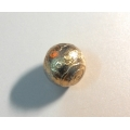 Khodamic Genie Yellow Steel Ball Materialized Treasure in Amazing Condition Powerful Great Item